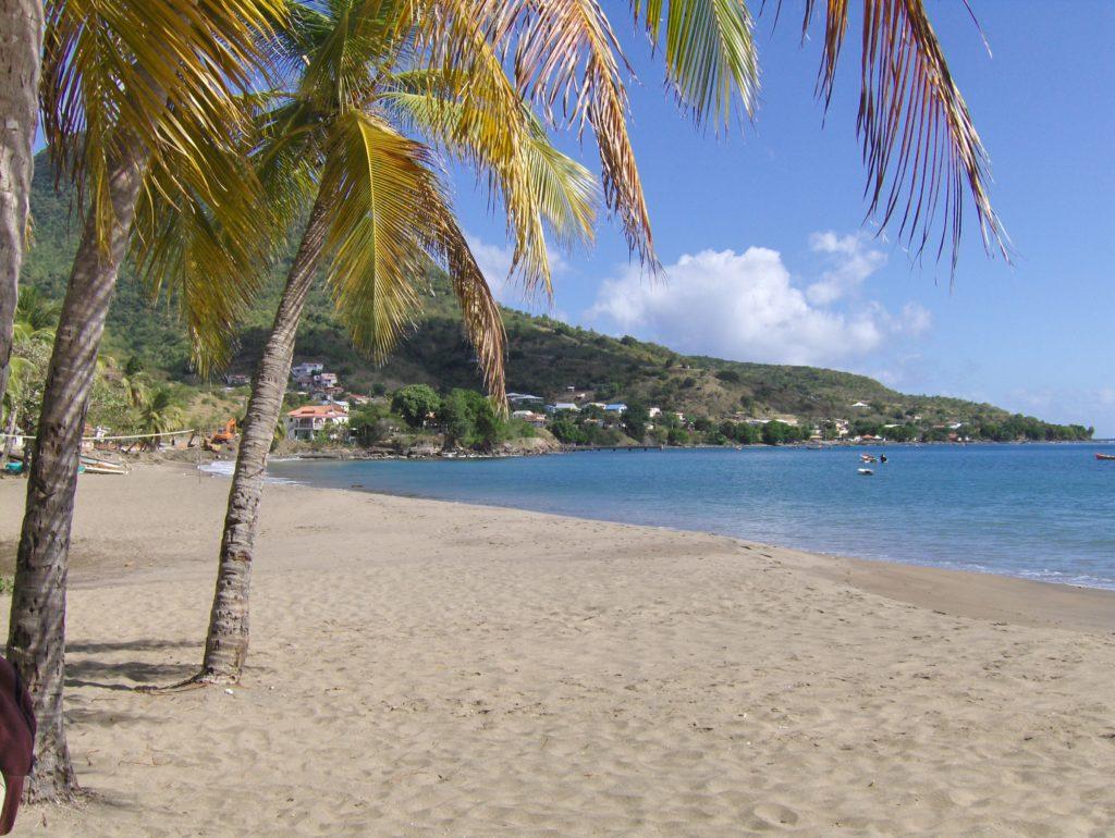 Plage de Petite Anse - Location de vacances en Martinique