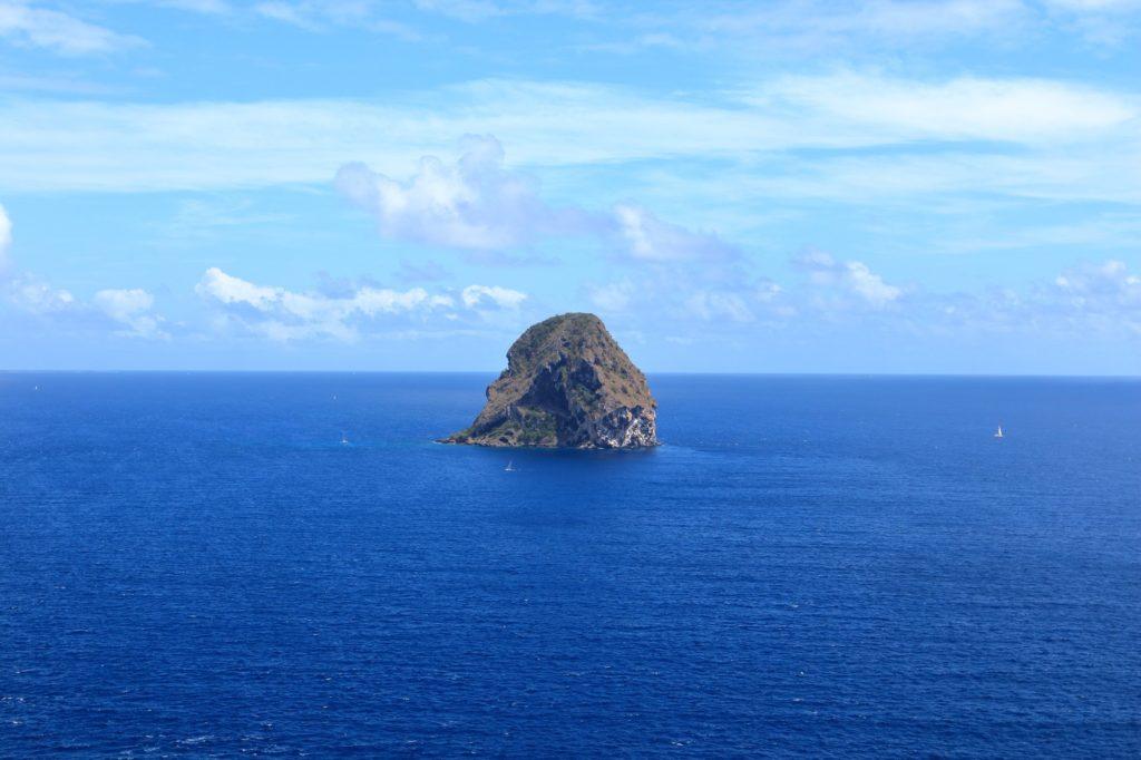 Le Rocher du Diamant - Vacances en Martinique
