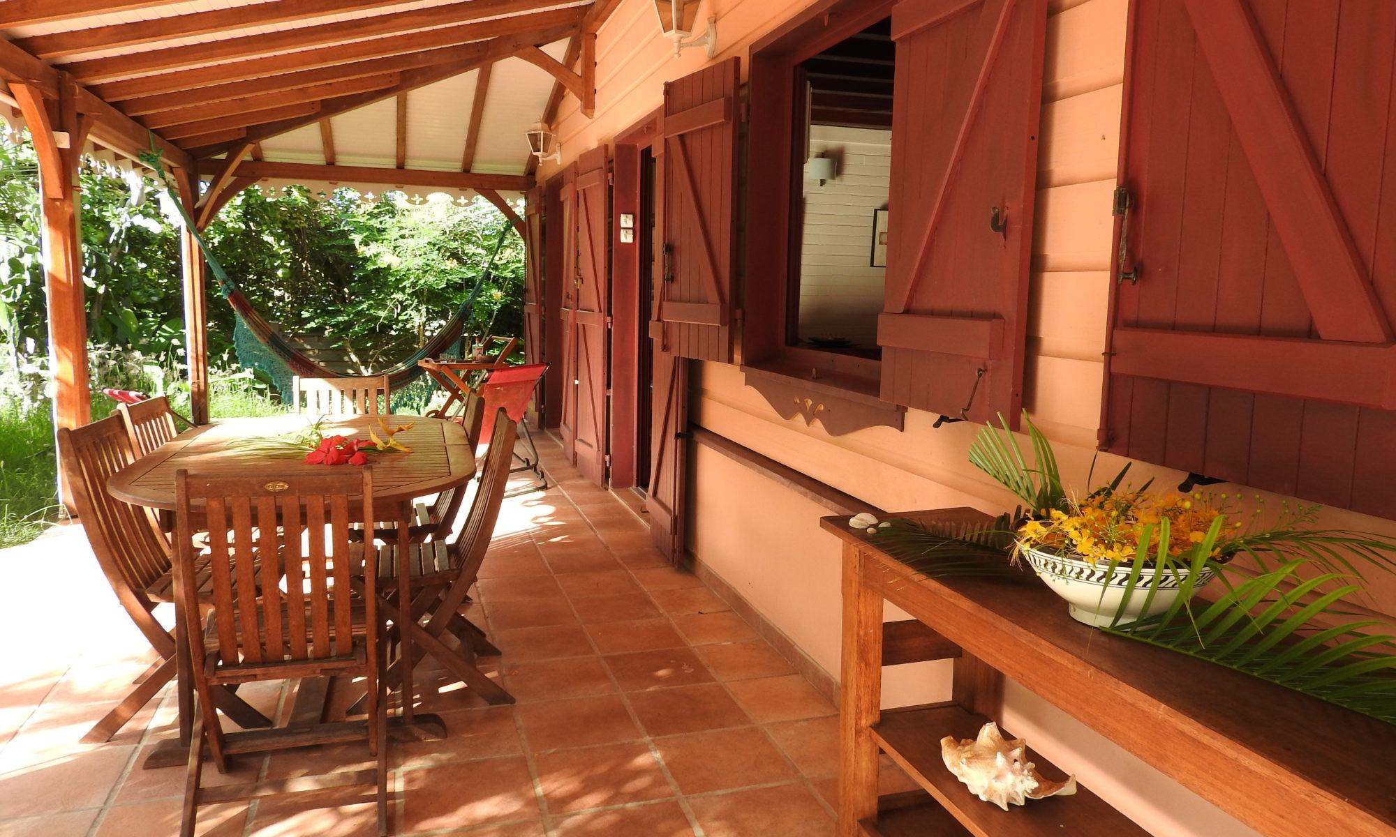 Villa des Amandiers - Les Anses d'Arlet - Martinique